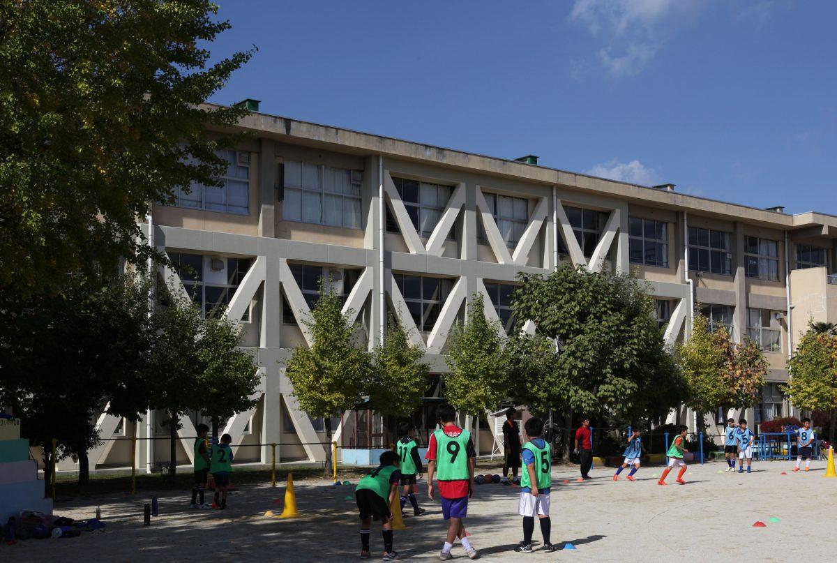 松戸市立小金北小学校のサムネイル