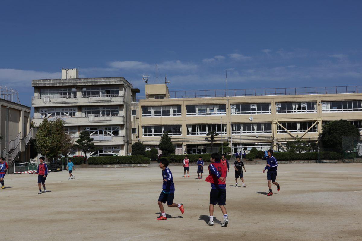 柏市立南部中学校のサムネイル