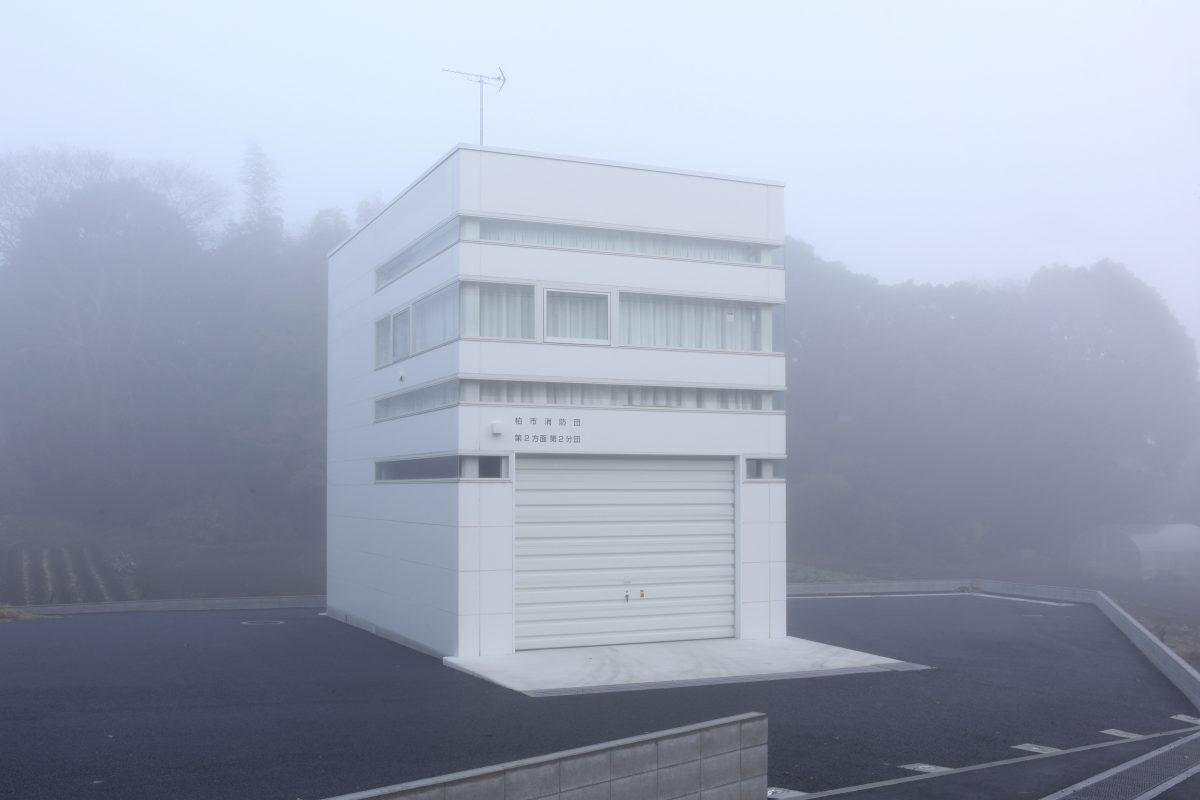 柏市消防団 戸張器具置場のサムネイル