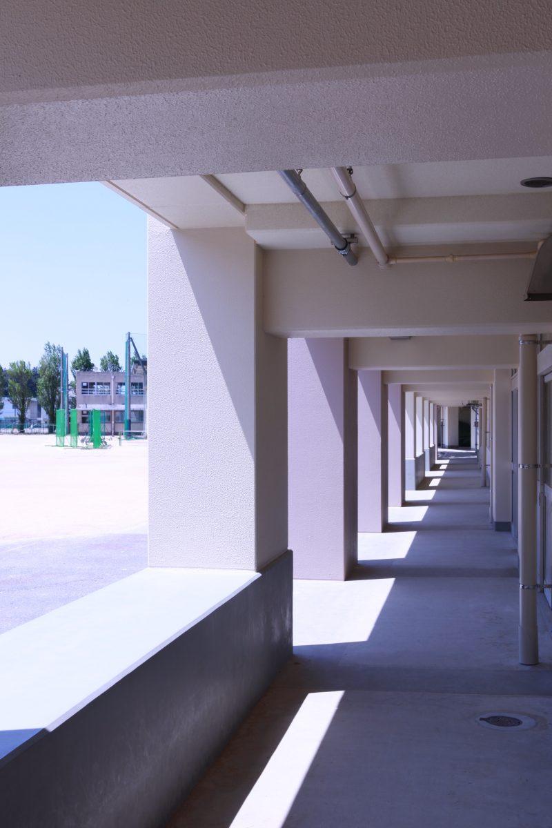 松戸市立牧野原中学校のサムネイル