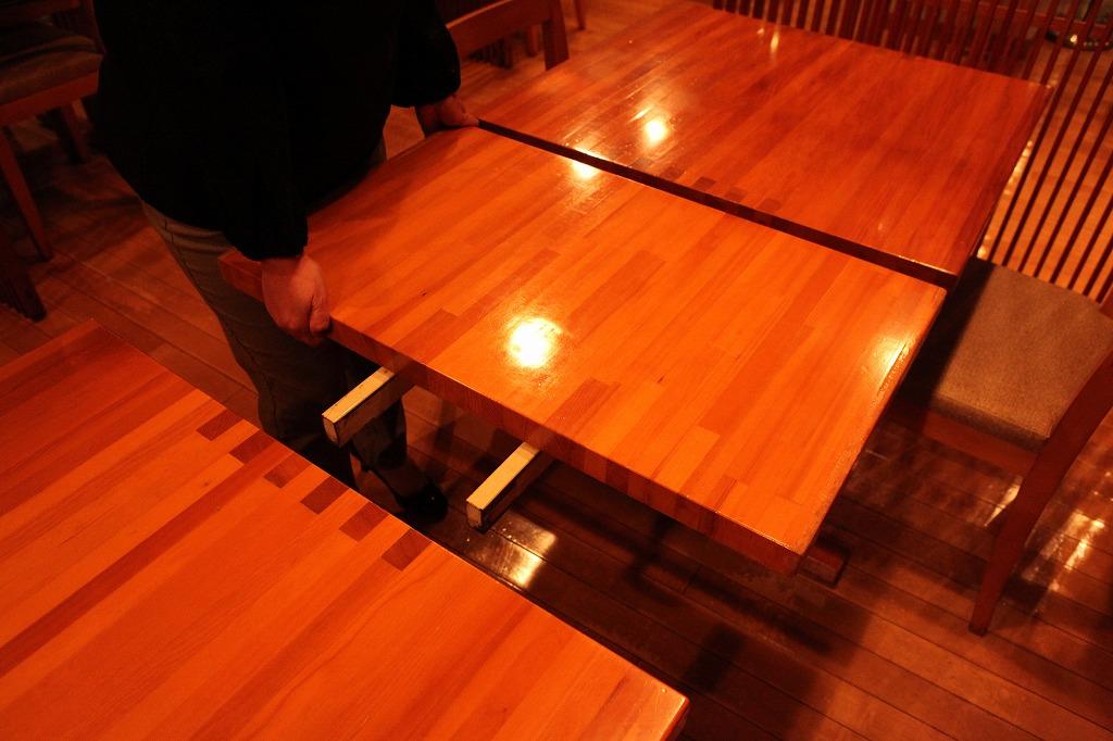 「鰻 大和田」テーブルのサムネイル